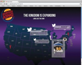 Burger King, Website (Hype)