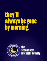 Insomnia Cookies, Ad 3